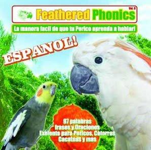 Bird Training Cd - Teach Your Bird To Speak Spanish (espanol)