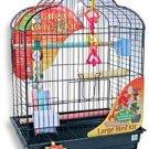Lg Bird Cage Accessory  Play Kit