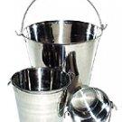 Stainless steel bucket 6