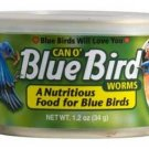 Can O Blue Bird Worms 1.2oz