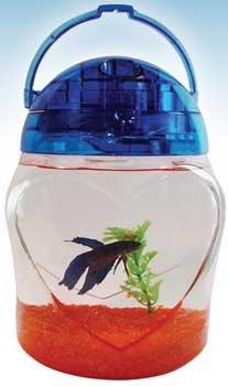 Aqua Pal 1 Gallon heart Tank Kit