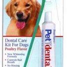 Dental Care Starter Kit Poultry 3pc
