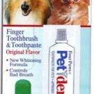 Dental Care Finger Brush Kit