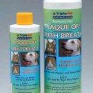 Triple Pet Plaque Off Fresh Breath 8oz
