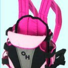 Outward Hound Designer Legs Out Front Pet Carrier Small Pink