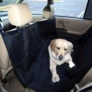 Outward Hound Back Seat Hammock Black