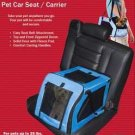 Pg Signature Pet Car Seat Carrier Blue Aqua
