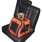 Pg Signature Pet Car Seat Carrier Terra Cotta