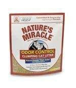 Natures Miracle Cat Litter 10lb Bag