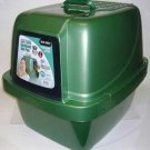 Cp - 7 Sifting Cat Pan With Hood Enclosure - Giant