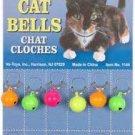 Neon Cat Bells (12pc)