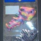 Silky Spiney Fish Catnip Toy 2pk