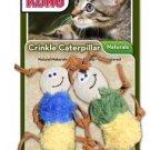 Kong Natural Crinkle Caterpillar Cw45