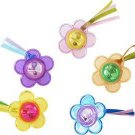 Plastic Flower Power Chasers 5 Pack Asst