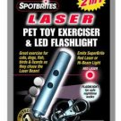 Spotbrights 2 In 1 Laser Pet Toy