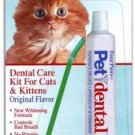 Dental Care Kit For Cats 3pk