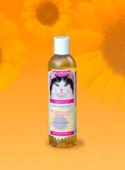 Silky Shampoo For Cats 8oz