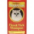 Flea & Tick Shampoo For Cats 12oz