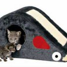 Topi Sisal Scratching Mouse 21x12x12