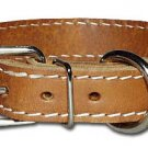 Leather Collar 1x 2-ply