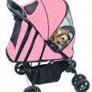 Pg Happy Trails Plus Stroller - Pink