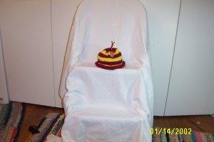 Child's Redskins Hat