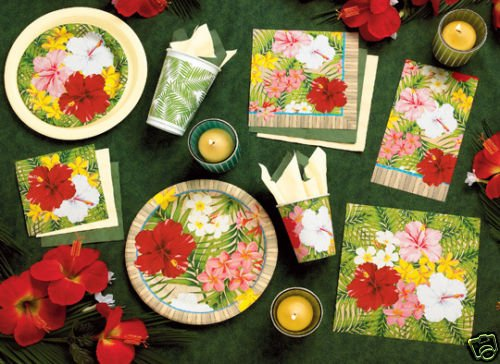 Floral Chic Dinner Napkins 16ct.