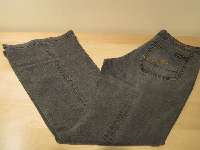 SEVEN 7 Womens Jeans Grey Size 30