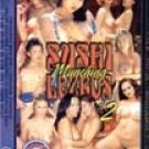 LIMITED EDITION SUSHI MUNCHING LEZBOS DVD