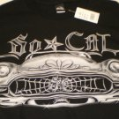 So Cal Men's Chrome T-shirt  size: XL NEW w/ Tags