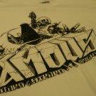 Famous Stars & starps Men's T-shirt size:XL WHT 1926