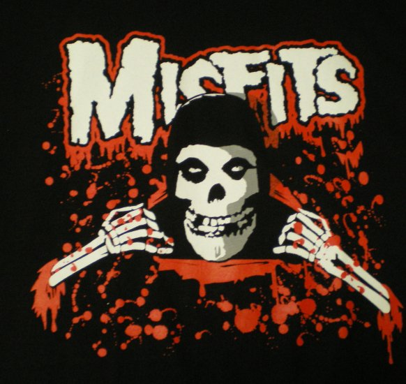 Misfits T-shirts New Last One Left!