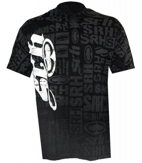 SRH Men's T-shirt Neverend blk/gray New w/ Tags!