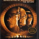 Universal Soldier 1999 DVD Movie Action - Jean Claude Van Damme