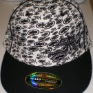 SRH Hat All Spade Hat Wht/Blk New w/ Tags!