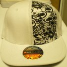 SRH Hat All Spade 2 Hat Wht/Blk New w/ Tags!