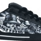 Osiris Serve Kids Abel Black/White New In Box!