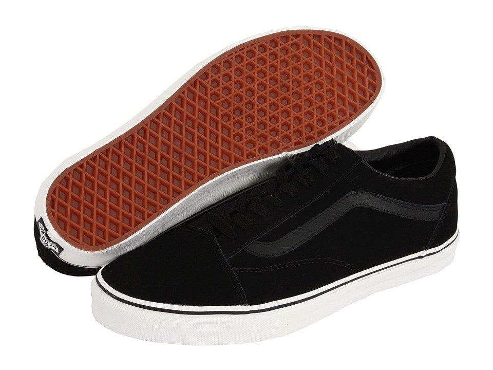 Vans Old Skool (W Buck) Black New In Box!