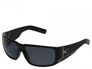 Spy Optic Hailwood Black/Grey Lens New In Box!