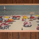 Postcard Virginia Beach Cavalier and Cabana Club PC