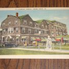 Postcard  Courtney Terrace Virginia Beach VA. Vintage