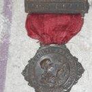 Saengerfest medal Brooklyn NY 1st Tenor 1922