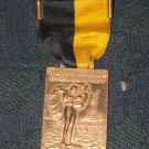 Saengerfest medal 1938 Baltimore MD 30th National N