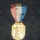 Saengerfest medal 1935 Newark NJ 29th  National