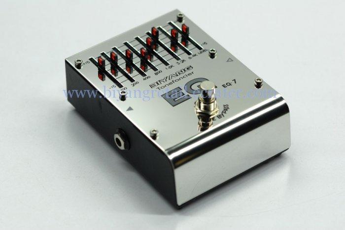 (EQ-7)7 band EQ guitar effects pedal