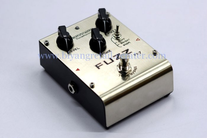 (FZ-7)Three modes fuzz guitar effect pedal