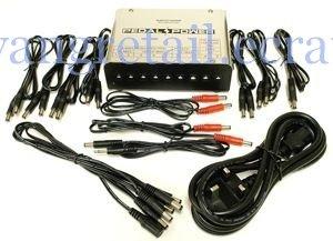 """Pedal Power""Guitar Effect Pedal Power Supplies"