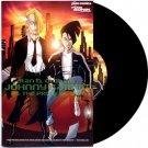PURE18LP - Alan D. Oldham - Johnny Gambit 01 (LP+Comic) PURE SONIK