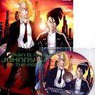 PURE18CD - Alan D. Oldham - Johnny Gambit 01 (CD+Comic) PURE SONIK