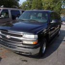 2001 Chevrolet Suburban 1500 LT SUV